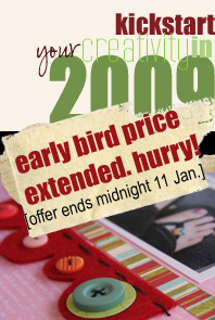 2009 early bird special