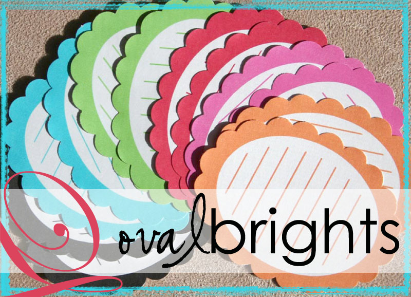 Need some bright journaling spots? Click here to visit Yvette's store.