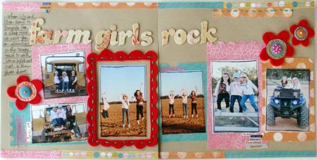 Farm Girls Rock image