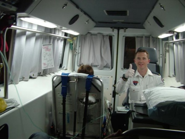 Ambulanceinside